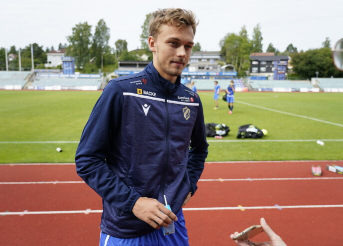 SOLID OVERGANG: Emil Bohinen gikk fra Stabæk til CSKA Moskva i februar. Foto: Gorm Kallestad / NTB
