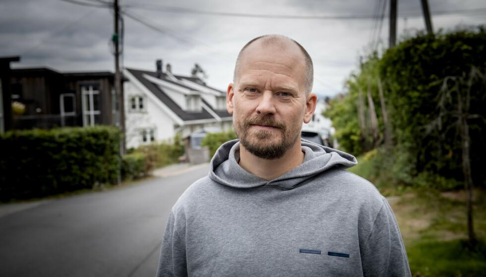 MENIGHETEN: - I møtet med Jesus er vi alle like, sier pastor og daglig leder Erik Andreassen ved menigheten. Foto: Lars Eivind Bones