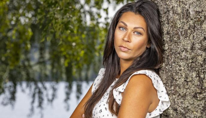 SENTRAL SKIKKELSE: Tina Teien har fått mye TV-tid så langt i «Farmen». Nå er eventyret over. Foto: Tor Lindseth / Se og Hør