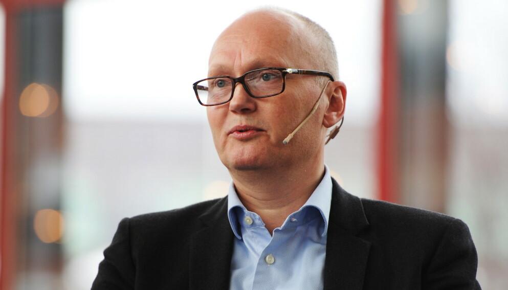 MÅTTE GÅ: Anders Beyer frater som direktør i Festspillene i Bergen etter det styreleder kaller en metoo-sak. Foto: NTB