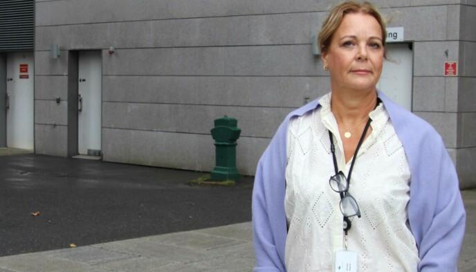 PREGET: Mirsada Begovic (52) ble truet med våpen som Nav-ansatt i 2005. Foto: Stian Drake
