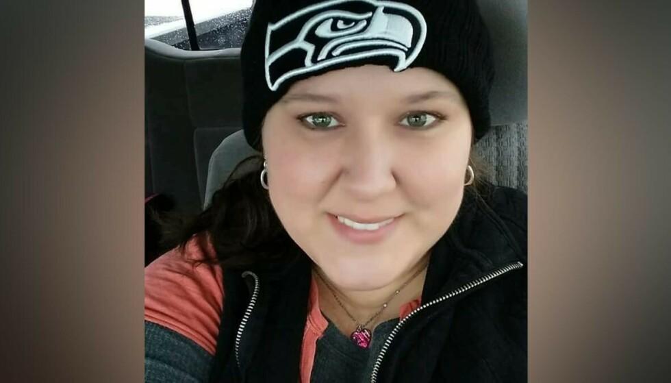 DØDE: Amerikanske Natalie Rise (46) døde av coronaviruset 22. august. Foto: Privat