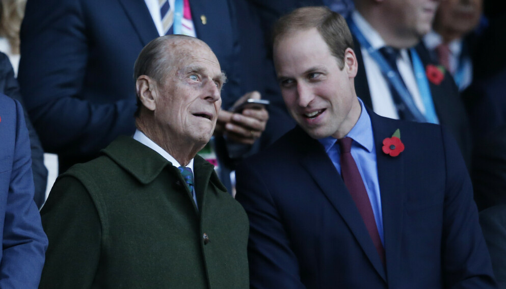 MINNES: Prins Philip minnes for blant annet sine skøyestreker i en ny BBC-dokumentar. Foto: Alastair Grant / AP Photo / NTB