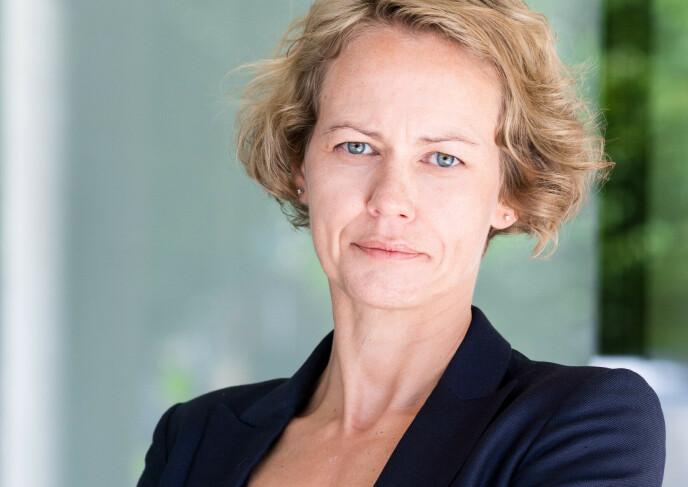 MÅ ØKE SKEPSISEN: Professor Tina Søreide sier vi må bli mer årvåkne for hvordan autoritære regimer forsøker å renvaske renommeet sitt. Foto: Benjamin Bargård