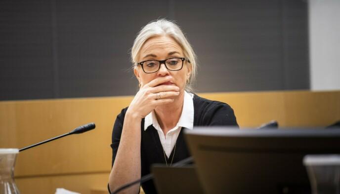 KOMPLISERT: Politiadvokat Hilde Strand beskriver etterforskningen av skytingen på Trosterud som komplisert. Foto: Lars Eivind Bones / Dagbladet