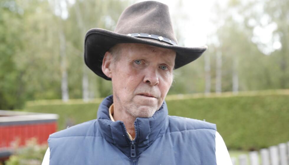 VITNE: Roy Andre Lippert hørte plutselig høye skrik. Foto: Nina Hansen / Dagbladet