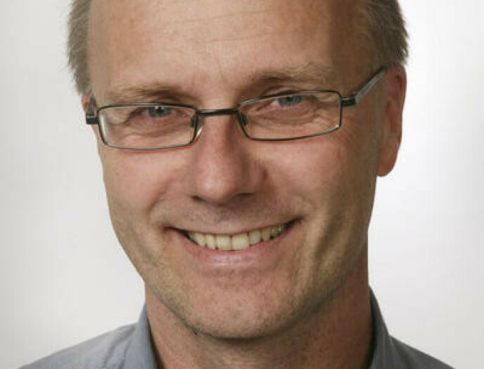 BEKYMRET: Professor Pétur Benedikt Juliusson. Foto: UiB