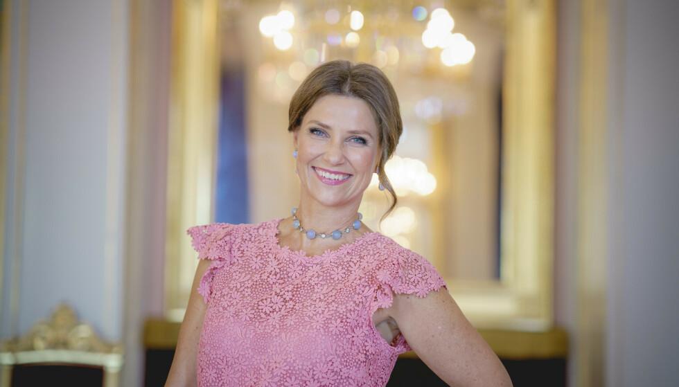 BURSDAGSPRINSESSE: Prinsesse Märtha Louise fylte 50 år onsdag denne uka.Foto: Stian Lysberg Solum / NTB
