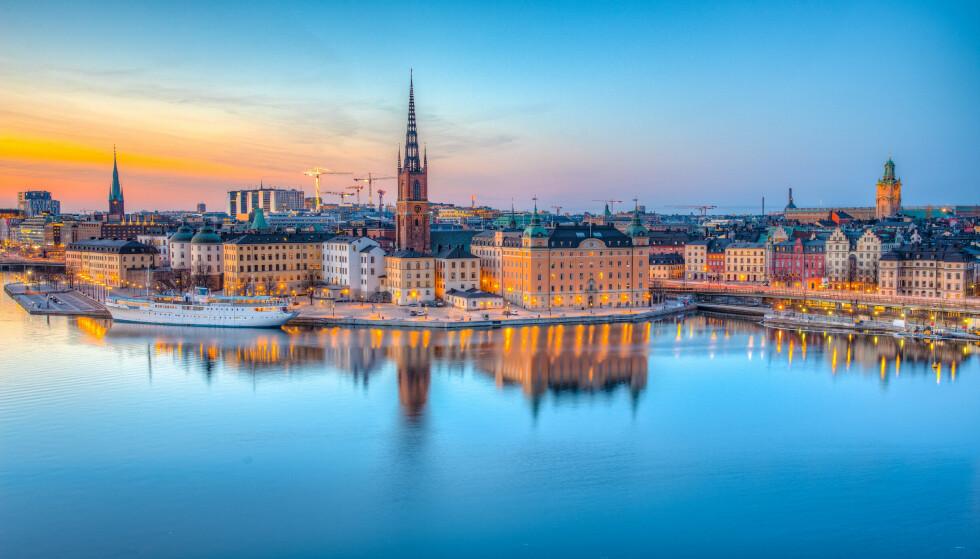 FORTSATT MYE SMITTE: Smitten har steget kraftig i Sverige, sammenliknet med fjoråret. Foto: Shutterstock / NTB