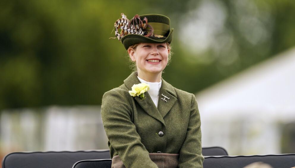 POPULÆR: Lady Louise har blitt en ny favoritt blant rojale fans. Foto: Steve Parsons / Pa Photos / NTB