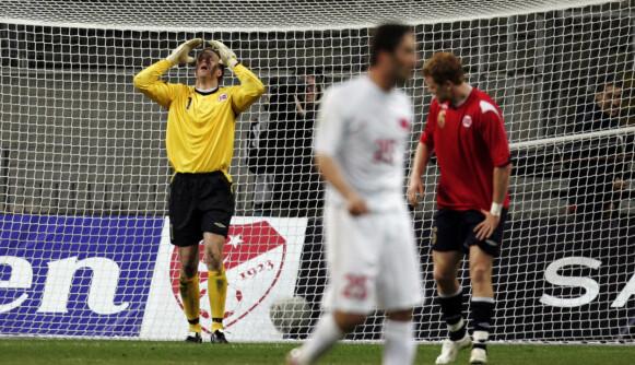 Vadissen: Turkije heeft eerder de Noorse kampioenswedstrijden verpest.  Foto: Cornelius Pope / NTB.