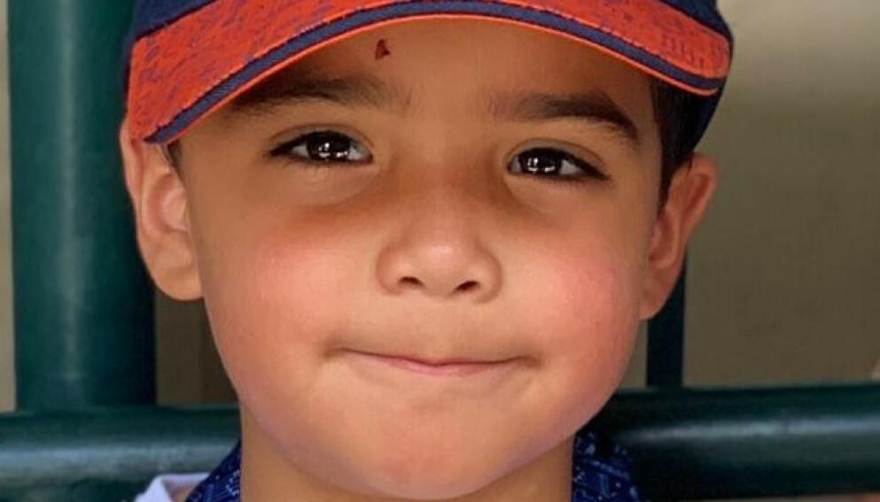 BRÅTT DÅRLIG: Josiah McIntyre døde etter tre dager på sykehus. Foto: Maria Costillo