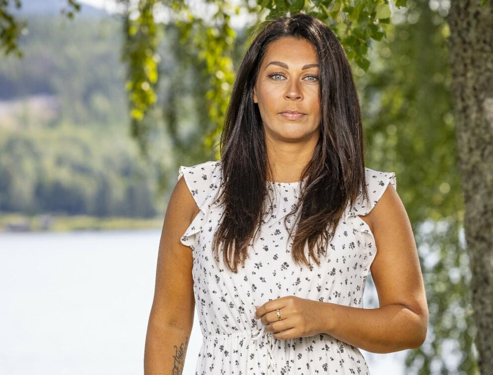 HAR ADHD: Tina Teien har ADHD, noe som skal ha skapt store problemer for henne i oppveksten. Foto: Tor Lindseth / Se og Hør