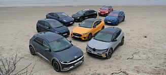 8 nye elbiler: Super-rekkevidde
