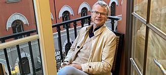 Lars Helle vender tilbake til Dagbladet