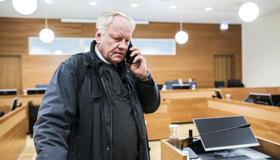 ANKLAGER: Sigurd Klomsæt, tidligere medforsvarer for fetteren, anklager politiet for å lyve i saken. Foto: Ralf Lofstad / Dagbladet