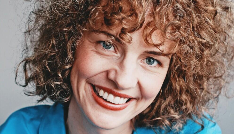 FANTASIENS VERDEN: I bok nummer to om Alma Freng får hovedpersonen i et dilemma: Kan det å lyve være av det gode? Foto: Eline Kjøl Berg