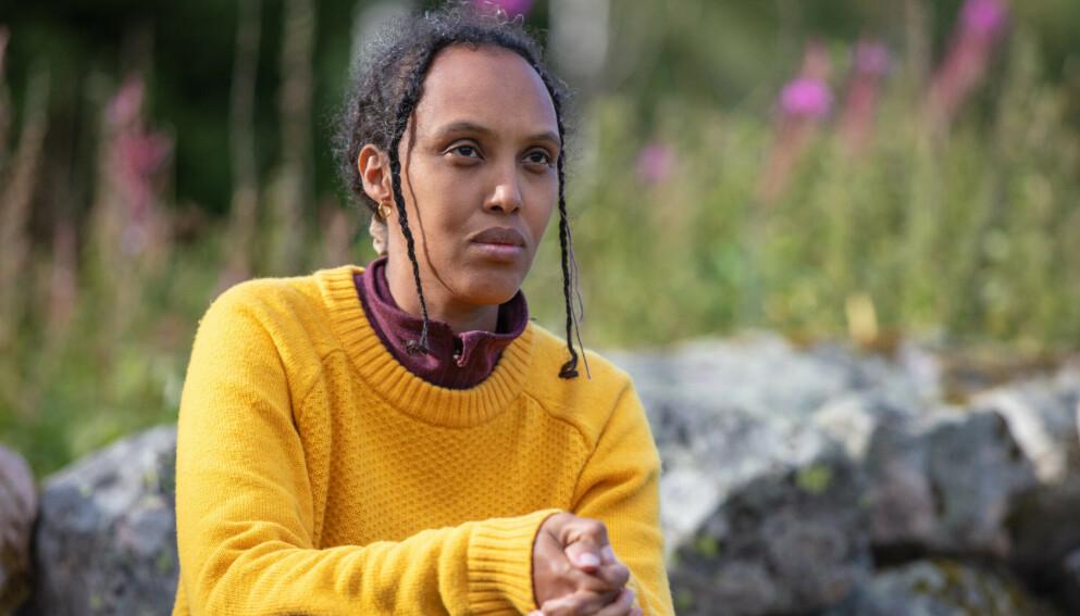 MOTTAR HETS: Sulekha Geele forteller at hun mottar massiv hets etter sin deltakelse i TV 2-programmet. Foto: Alex Iversen / TV 2