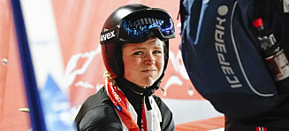 Tårevåt Lundby må stå over OL: - Veldig tungt