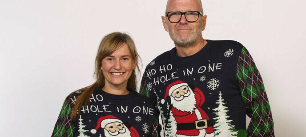 Julegensere og julepysjer julen 2021