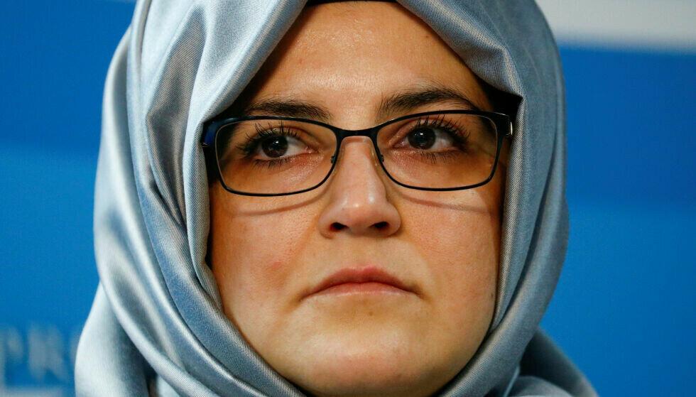 - EN SKAM: Jamal Khashoggi forlovede kaller oppkjøpet en skam. Foto: Reuters