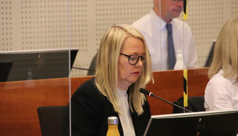 - HAR BIDRATT: Koordinerende bistandsadvokat Marte Svarstad Brotkorb, mener Gaute Drevdal selv har bidratt til mye av medieoppmersomheten. Foto: Stian Drake / Dagbladet