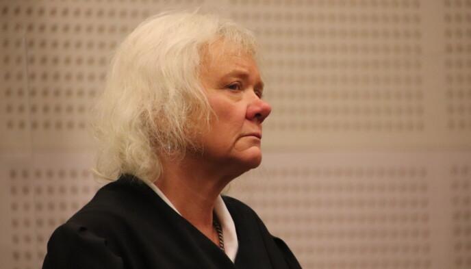 KRITISERT: Bistandsadvokat Anne Kristine Bohinen ble kritisert av forsvaret for å ha uttalt seg til media. Foto: Stian Drake / Dagbladet