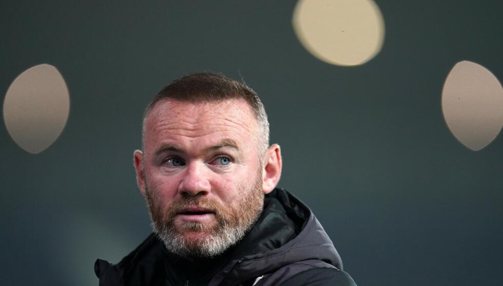 MANAGER: Wayne Ronney er nå trener for Derby i Championship. Foto: PA