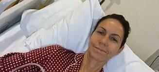Viser ærlig bilde etter brystkreften