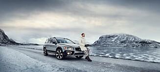 Sikreste biler: Tre merker dominerer