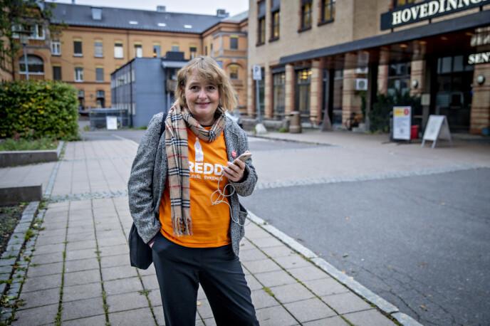 SKUFFENDE: Leder for «Redd Ullevål sykehus», Lene Haug, er skuffet over avgjørelsen. Foto: Bjørn Langsem / Dagbladet