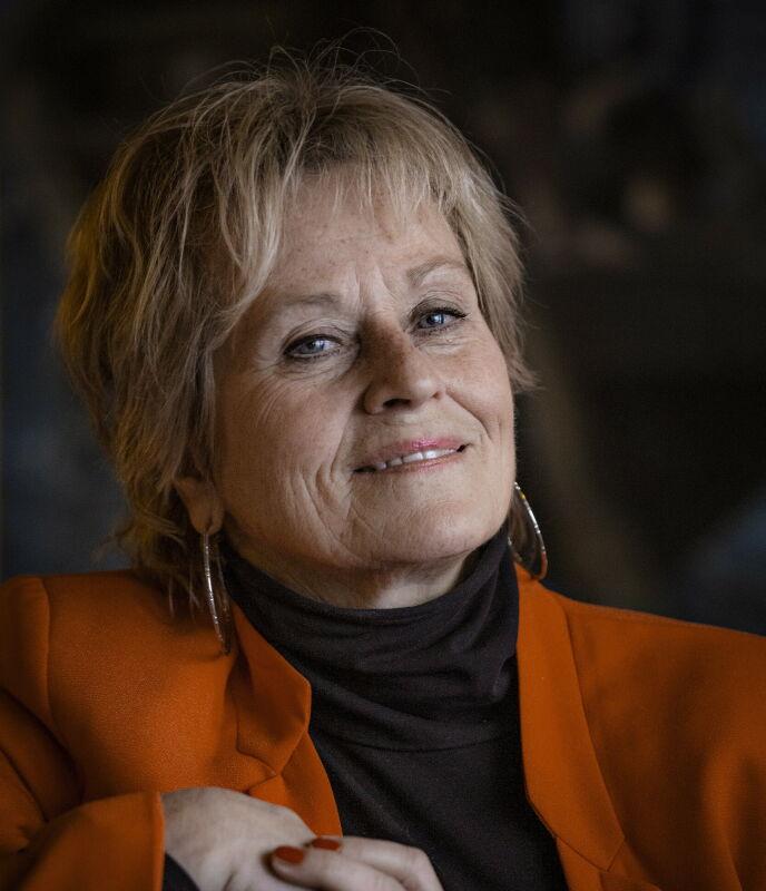ÆRESBORGER: Anne Marie Ottersen Lindtner forteller at hun er sjokkert etter hendelsen. Foto: Jørn H Moen / Dagbladet