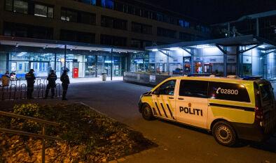 NÅ: Til sykehus etter knivstikking