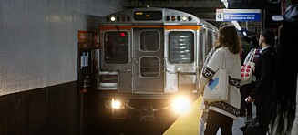 Voldtatt på toget - ingen reagerte