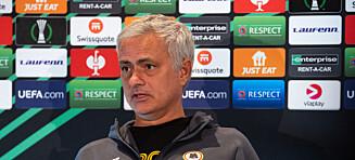 Tror Mourinho gir «blaffen»