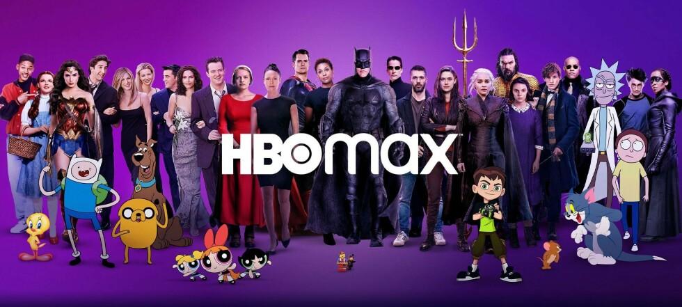 Få halv pris på HBO Max – livet ut