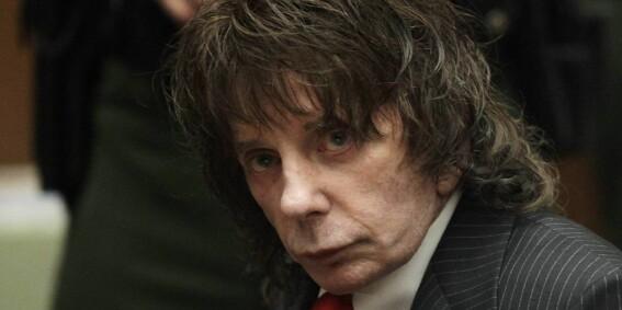 Image: Phil Spector er død