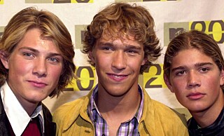 Image: Slik gikk det med Hanson-brødrene