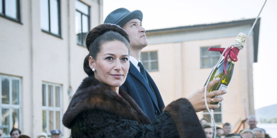 Image: Gigantsmell for NRKs storserie