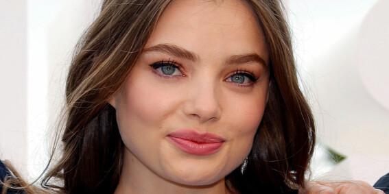 Image: Norske Kristine (25) i amerikansk storserie