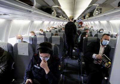 Image: Slik kan viruset smitte på fly