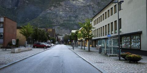 Image: Vestlands-perlen som ble spøkelsesby
