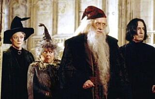 Image: De døde «Harry Potter»-stjernene