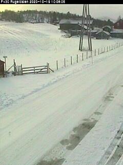 Image: Opp mot 20 cm snø