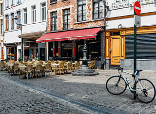 Image: Belgia frykter smittetsunami