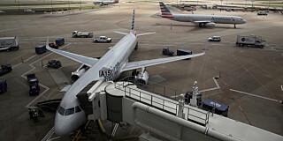 Image: Coronasmittet døde på fly