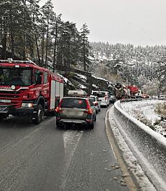 Image: Alvorlig ulykke: En omkom