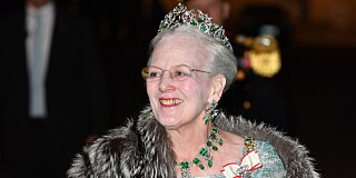 Image: Historisk avlysning for dronninga