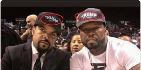 Image: Trump-sønn delte falsk bilde