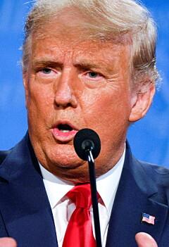 Image: Norsk ekspert: - Trump vant